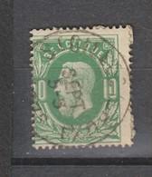 COB 30 Oblitération Centrale ST-GILLES (BRUXELLES) - 1869-1883 Léopold II
