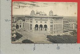 CARTOLINA VG ALGERIA - ALGER ALGERI - Hotel Des Postes Et Telegraphes - 9 X 14 - 1934 - Algeri