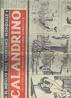 Calandrino Roma 08 10 1950 COD Bu.284 - Books, Magazines, Comics