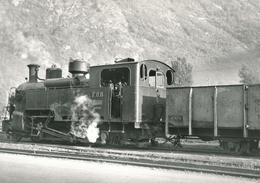 Séchilienne (38) 130 T 6 Ex FO - Août 1947 - France
