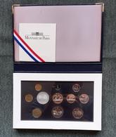 Coffret Belle épreuve Francs 2001 - Francia