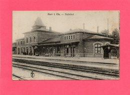 Barr 67  La Gare -- Bahnhof - Barr