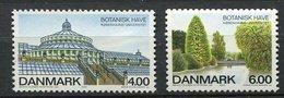 Danemark  ** N° 1270/71 - -Jardins Botaniques - Danimarca
