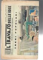 Il Travaso Delle Idee Treni Popolari 13 09 1931 COD Bu.285 - Books, Magazines, Comics