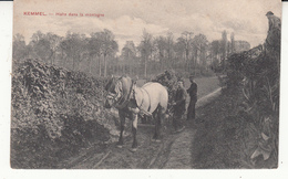 Carte   Kemmel - Belgium