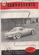 """1957 Carrosserie  No 137  """" Photo  Drôle De  Jaguar E  En Couverture """" - Automobili"""