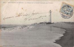 17-ROYAN-PHARE DE LA COURBE-N°2401-H/0155 - Royan