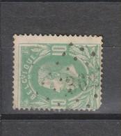 COB 30 Oblitération à Points 362 TONGRES - 1869-1883 Léopold II