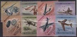 TRANS 35 - HONGRIE PA 173/80 Neufs**/* Journées De L'aviation - Poste Aérienne