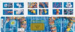 Mon Fantastique Carnet De Timbres. Carnet De 12 TVP Lettre Verte 2019 Non Plié. Timbres France - Altri