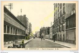 92. MONTROUGE . Rue De Bagneux . - Montrouge