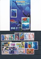 DI-528: POLYNESIE:  Lot** Avec Timbres De 2009 Entre N°863 Et 897 + BF35 - Polynésie Française