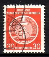 DDR Dienst A 11 XII Gestempelt (3542B) - Service