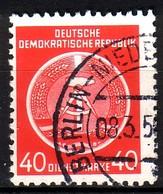 DDR Dienst A 12 XI Gestempelt (3546A) - Service