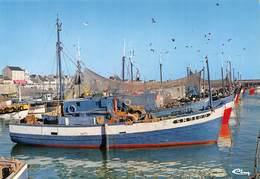 """La TURBALLE - Le Port - Bateaux """"SN 3109"""" - La Turballe"""