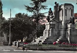 Cartolina Viadana Monumento Ai Caduti 1958 - Mantova