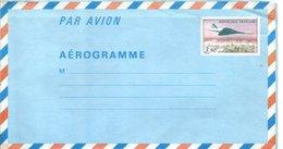 AEROGRAMME 1015-AER CONCORDE 3.90 NEUF - Luftpostleichtbriefe