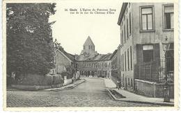 36. UCCLE : L'Eglise Du Précieux Sang Vue De La Rue Du Chateau D'Eau - Uccle - Ukkel