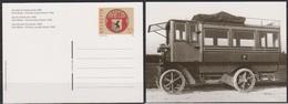 Schweiz Ganzsache1998 Nr.P 266 Ungebraucht Tag Der Briefmarke (PK200)günstige Versandkosten - Interi Postali