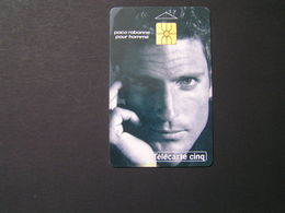 FRANCE Phonecards Private USE. - 5 Units