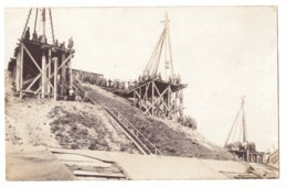 RO 56 - 16092 FOCSANI, Bridge, Romania - Old Postcard, Real PHOTO - Used - 1917 - Romania