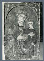 °°° Cartolina - Montalcino Museo Civico Tavola Di Scuola Senese Nuova °°° - Siena