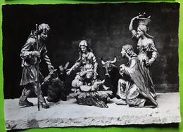SAINT MAXIMIN LA SAINTE BAUME , Var Basilique Du XIII E S ,crêche En Bois Dorédu XVIII E Siècle,SANTONS  Années 50, TB - Other