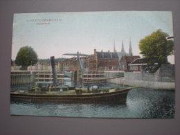 'S-HERTOGENBOSCH - HANDELSKADE (staat) - 's-Hertogenbosch