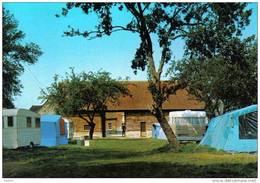 Carte Postale 80. Ponches-Estruval  Le Camping Du Vieux Moulin Trés Beau Plan - France