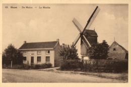 BELGIQUE - FLANDRE OCCIDENTALE - HEIST - HEYST - De Molen - Le Moulin. - Heist