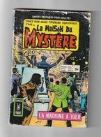 Comics  Pocket  La Maison Du Mystere  N° 7 DE 1978 - Arédit & Artima