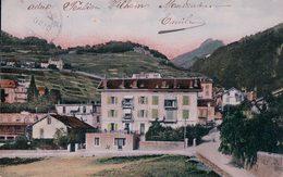 Montreux VD, Pension Wilhem (31310) - VD Vaud