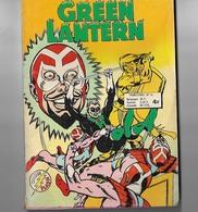 Ancien Petit Format  GREEN LANTERN   N° 16  DE 1977 - Small Size