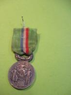 Médaille Française Ancienne/Epargne Mutualité/La France Prévoyante à Ses Collaborateurs /Boudeville/1907          MED322 - France