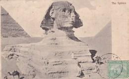 CPA  THE SPHINX 1908 - Suez