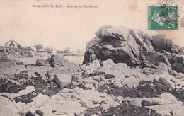 44, Saint Marc, Les Gros Rochers - France