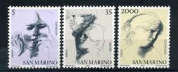 1978 SAN MARINO SERIE COMPLETA MNH** - Ungebraucht