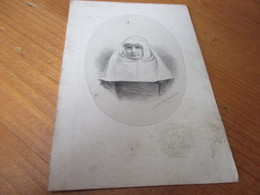 Dp, 1849 - 1878, Stekene/ St Amands Berg, Begijntje, Thuysbaert - Images Religieuses
