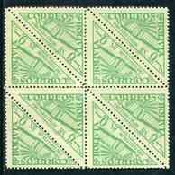 """Bloc De 8 Timbres** De 1952 De BOLIVIE """"Fonds Pour L'Edification Du Phare De Colomb"""" - Bolivia"""