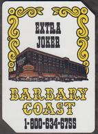 USA EXTRA JOKER BARBARY COAST Playing Cards Joker 1 Item - Kartenspiele (traditionell)