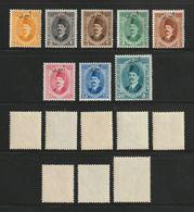 Egypt - 1924 - RARE - ( King Fouad - Regular Issue Overprinted AMIRI ) - MNH** - Egypt