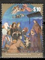 Argentina 2014 / Christmas Joint Issue Vatican MNH Nöel Navidad Emisión Conjunta Vaticano Weihnachten / Cu16321  31-1 - Noël