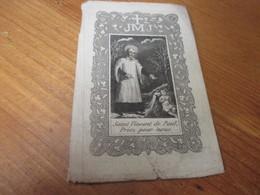 Dp, 1778 - 1847, Saffelaere, Uyttendaele - Images Religieuses