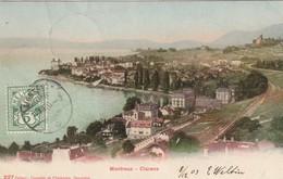 3-7---montreux Clarens---suisse--port Gratuit - VD Vaud