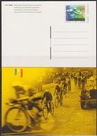Schweiz Ganzsache 2000 Nr.P 273/02 Ungebraucht Ankunft Tour De France(d 526)günstige Versandkosten - Interi Postali