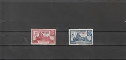 KOUANG TCHEOU  Timbres D'indochine De 1941 Marechal Petain  N° 138** 139** - Kouang-Tcheou (1906-1945)