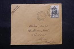 CÔTE DES SOMALIS - Enveloppe De Djibouti Pour Blagnac En 1941  Affranchissement Plaisant - L 55099 - Côte Française Des Somalis (1894-1967)