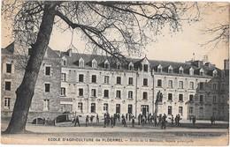 PLOERMEL --Ecole D'agriculture  -Ecole De La Mennais , Façade Princioale - Ploërmel