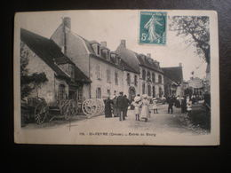 St Feyre Entree Du Village - France