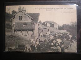 St Feyre Inauguration Du Sanatiorium - France